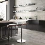 ceramica da interni Overland Eramosa Grigio | Fliesen Trends für eine moderne Küche | Fliesengrößen Küche