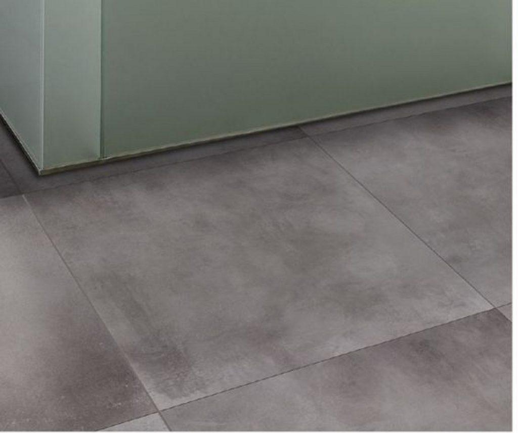 Bodenfliese Happy house cement grigio medio 90 x 90 cm