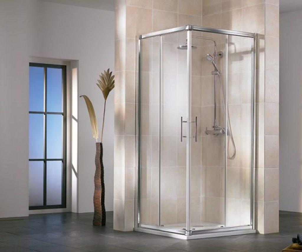 Schiebetür-Duschkabinen für Ihr ein sanft gleitendes Türöffnen
